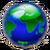Wiki logo globe