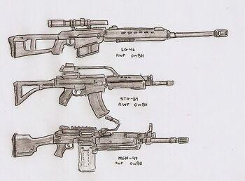 RWF GmBH weapons by Shabazik