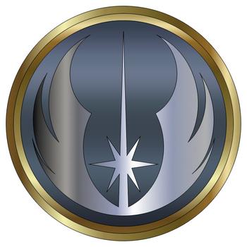 Prototype Jedi insignia
