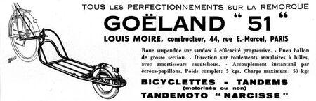 Goeland 51 Anzeige