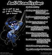 FOP Anti Wandissimo Profile by Agent Di