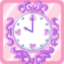 PBK Day o Clock Purple