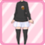 RDS Acorn Sweater black