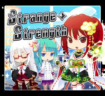 Strange Strength big banner