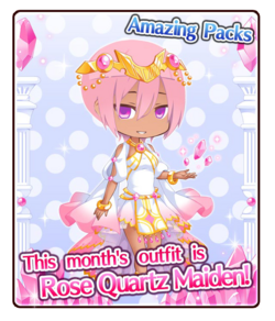 Rose Quartz Maiden banner