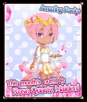 Rose Quartz Maiden banner