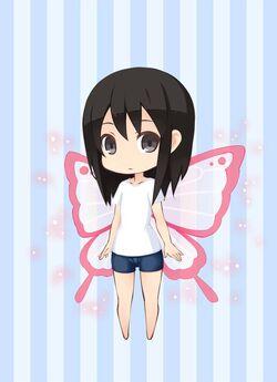 HFEG Sakura Fairy Wings preview