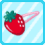SFG Strawberry Hairpin red
