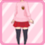 RDS Acorn Sweater pink