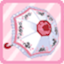 LE Bisque Doll Umbrella roweiss