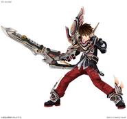Fang Fairize 3D Model