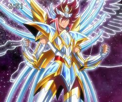 Pegasus Kouga's Omega Cloth
