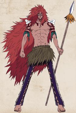 Kalgara Anime Full Body