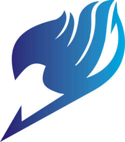 Fairy tail logo by okamiryoko