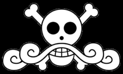 Roger Pirates' Jolly Roger