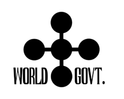 World Government Flagge