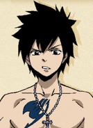 Gray Fullbuster Pre Timeskip Anime Portrait