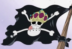 Wapol Pirates Jolly Roger