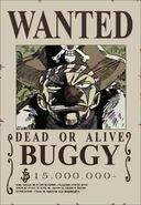 Buggy Steckbrief Original