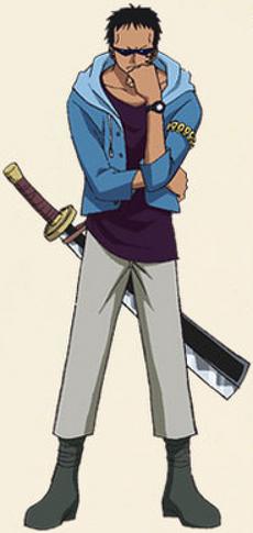 Johnny Anime Pre Timeskip Infobox
