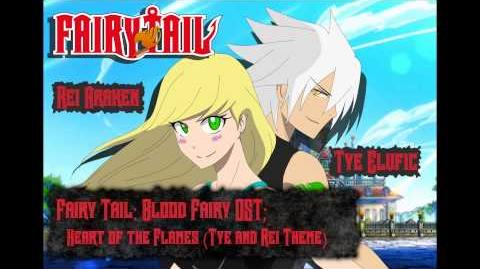 Fairy Tail Blood Fairy OST 1 Heart of the Flames