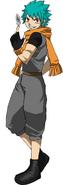 Akito's Full Appearance
