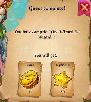 One wizard no wizard rew