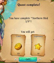 Northern 1 of 9 - Reward
