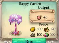 Happy garden shop