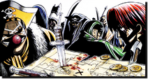 Pirates Manga Infobox