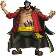 Wizard Pirate Warriors 4H18 Teech pose01
