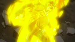 Natsu's Natural Dragon Force
