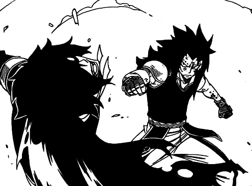 File:Gajeel punches Rogue.png