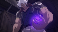 Elfman with the lacrima