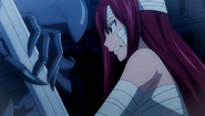 Erza vs Hatchlings