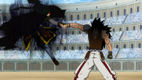 Gajeel catches Rogue.png
