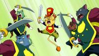 Nichiya leads the army