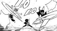 Kagura Defeats Yuka and Toby