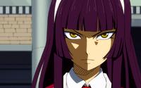 Kagura realizes Jellal's hideout.png