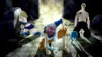 Team Natsu going to combat.jpg