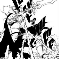 Mard uses Thorn