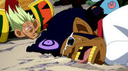 Zatô and Gatô defeated