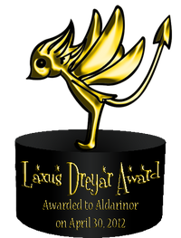 Laxus Dreyar Award 1