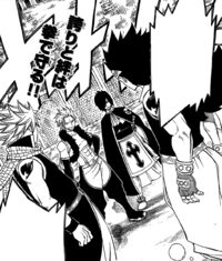 The 4 Dragon Slayers Meet