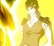 Laxus released power