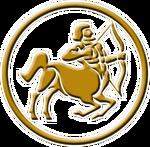 Sagittarius Emblem