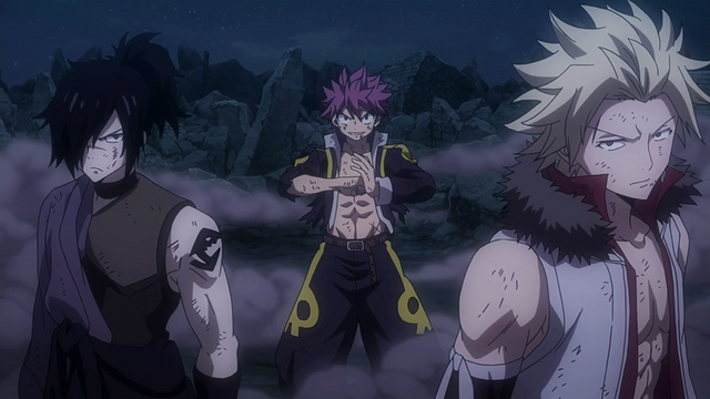 File:Three Dragon Slayers against Mard Geer.png