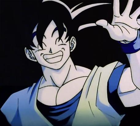 File:Goku Waving Goodbye.png