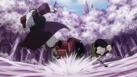Rala tries to stop Natsu