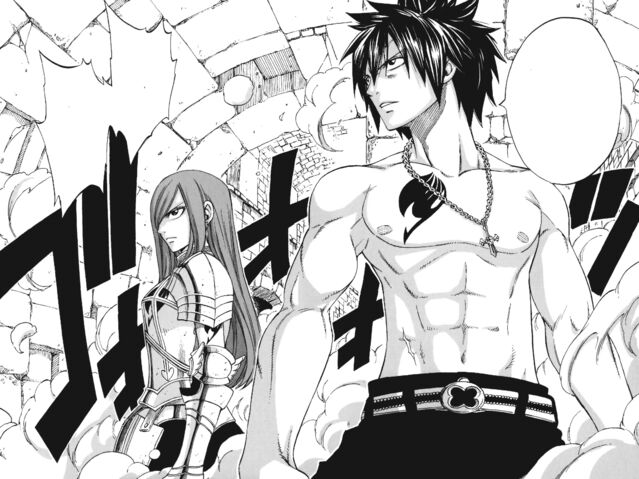 File:Erza and Gray's arrival.jpg